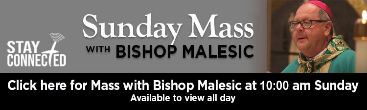 Click here for Sunday Mass at 10:00 AM
